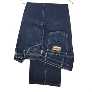 STARCHED WRANGLE JEANS 13MWZ EXCELLENT CONDITION